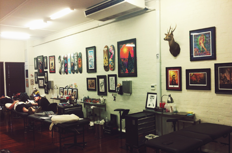About Seventh Circle Tattoo Studio